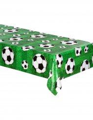 Plastduk till fotbollspartyt 120 x 180 cm