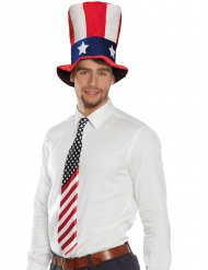 Amerikansk slips vuxen