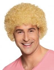 Blond afroperuk vuxen