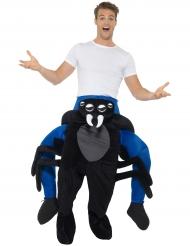 Rider på en spindel - Carry me-dräkt till Halloween
