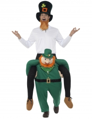 Rider på en Leprechaune - St. Patrick