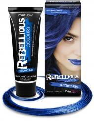 Semipermanent hårfärg i blått 70 ml