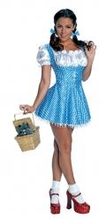 Dorothy från trollkarlen från Oz™ - Maskeraddräkt för vuxna