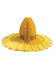 Sombrero - Bordsdekoration till Tacofredagen