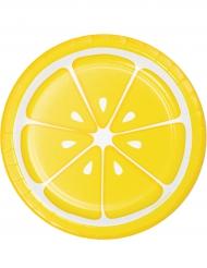 Citron - 8 små tallrikar till festen