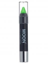 Pastellgrön UV-sminkkrita från Moonglow® - Partysmink