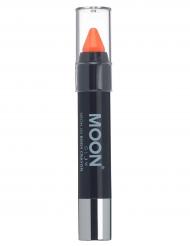 Orange UV-sminkkrita från Mooinglow® 3g - Partysmink