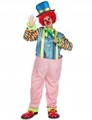 Clownen Lulu - Maskeradkläder för vuxna