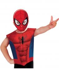 Spindelmannen™ t-shirt och mask för barn