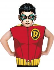 Robin™-T-shirt med mask för barn
