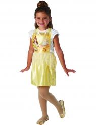 Belle-dräkt och kartongtiara för barn - Skönheten och Odjuret™