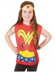 T-shirt med Wonder Woman™ tryck för barn