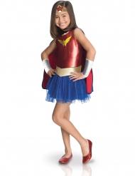 Klassisk Wonder Woman™ dräkt för barn