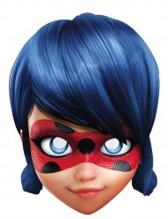 Kartongmask från Miraculous Ladybug™ för barn