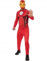 Iron Man™-overall för vuxna till maskeraden