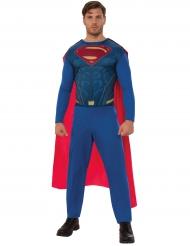 Superman™-overall för vuxna till maskeraden