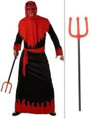 Djävulskit - Halloweenkostymer för vuxna