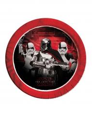 8 tallrikar från Star Wars VIII: The last Jedi™ till kalaset23 cm