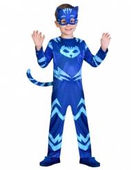 Kattpojken från Pyjamashjältarna™ - Maskeraddräkt för barn