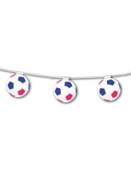 Fotbollsgirland till festen