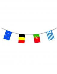Slinga med EUs flaggor - 10m