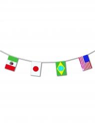 Världens länder - Slinga till festen 5m