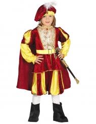 Kung Kristian den Godhjärtade barndräkt