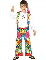 Barfota barn - Hippiedräkt för barn till maskeraden