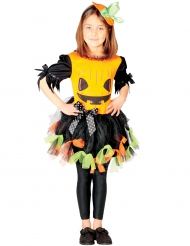 Miss Pumpa - Halloweenkostym för barn