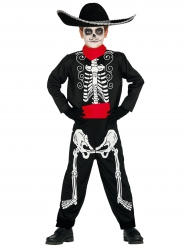 Mr. Calavera Junior - Halloweenkostym för barn