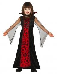 Läskig vampyrklänning barn