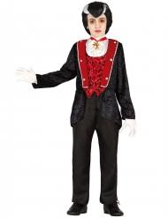 Mörkrets greve för barn - Halloween Maskeraddräkt