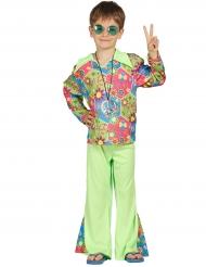 Gröna Freden - Hippiedräkt för barn till maskeraden