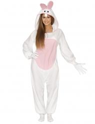 Knasig kanin - Maskeraddräkt för vuxna