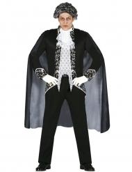 Barock spökgreve - Halloweenkläder för vuxna