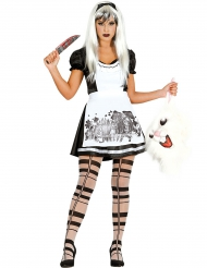 Te-stund - Halloweenkläder för vuxna