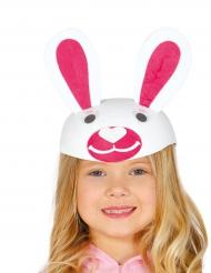Glad kanin - Hatt i barnstorlek till Påsk