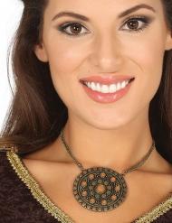 Romersk medaljong-halsband vuxen