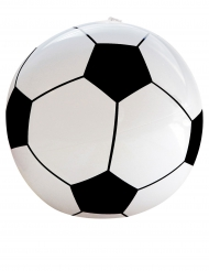 Uppblåsbar fotboll 25 cm