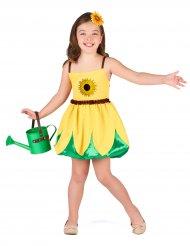 Solrosen - Maskeraddräkt för barn