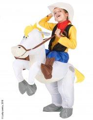 Lucky Luke™ på Jolly Jumper - Carry me-dräkt för barn