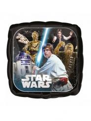 Kantig aluminiumballong från Star Wars™ 43 cm