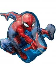 Spiderman™ aluminiumballong 43 x 73 cm
