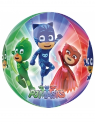 Aluminiumballong från Pyjamashjältarna™ 38 x 40 cm