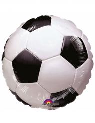Fotboll aluminiumballong 45 cm