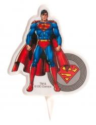 Superman™ - Tårtljus 7,5 cm