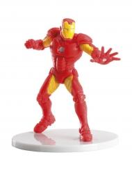 Iron Man™-figurin till tårtan 9 cm