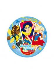 Tårtbild från Super hero girls™