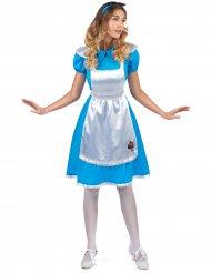 Alice med drömmarna - Maskeraddräkt för vuxna