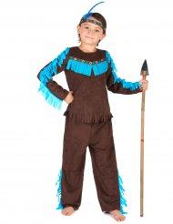 Dansande Laxen - Indiandräkt för barn